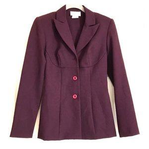 XOXO blazer jacket